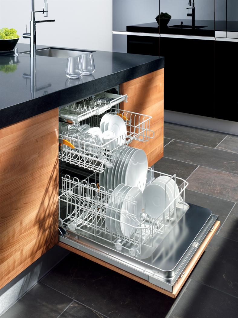 Küche mit Linee optimal geplant