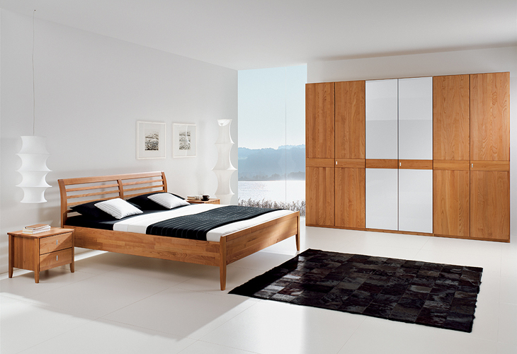 sesam bett sprossen waagrecht 180 x 200 sesam betten. Black Bedroom Furniture Sets. Home Design Ideas