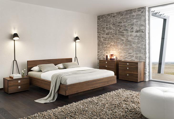 Nox Holzhaupt 140 x 200 cm