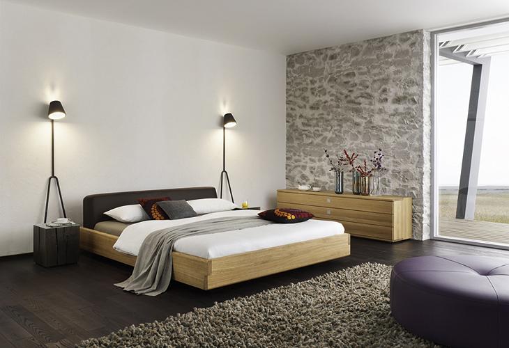 team 7 nox polsterhaupt betten nox serie schlafen. Black Bedroom Furniture Sets. Home Design Ideas