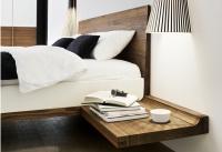 einrichten f rs leben ludwig krenn riletto bett. Black Bedroom Furniture Sets. Home Design Ideas
