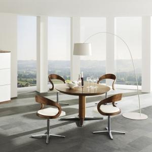 esstisch girado rund 120 cm girado tische essen team 7. Black Bedroom Furniture Sets. Home Design Ideas