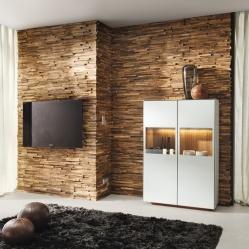 Einrichten f rs leben m bel regal sofa stuhl tisch bett - Wandpaneele kleben ...