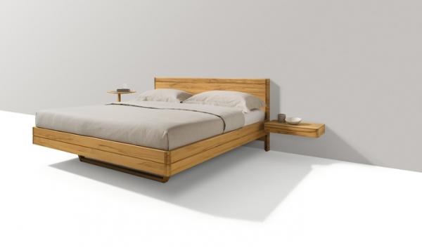 Float Bett Mit Holzhaupt 180 X 200 Cm Schlafen Float Betten
