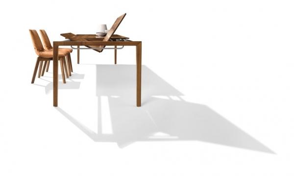 tak auszug tisch holzfu 160x100cm 100 cm einlegeplatte essen tische tak tak auszug. Black Bedroom Furniture Sets. Home Design Ideas