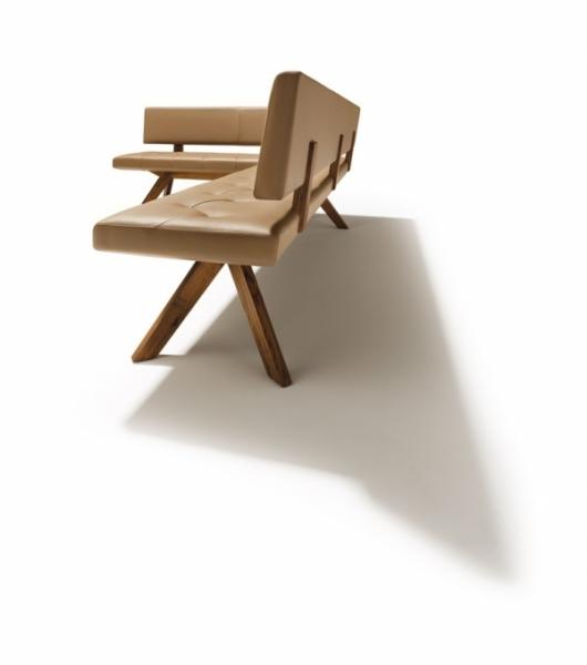 yps eckbank mit lehne 163 x 223 cm b nke essen team 7. Black Bedroom Furniture Sets. Home Design Ideas