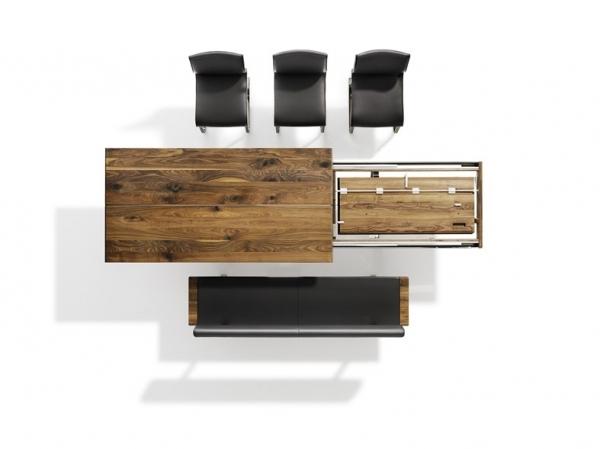 nox auszug tisch 175 x 100 cm 120 cm essen tische. Black Bedroom Furniture Sets. Home Design Ideas